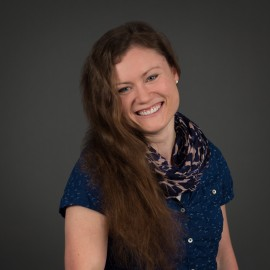 Fee Strowitzki – Project Manager, digital communication