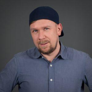 Henrik Schierz Creative Director design department