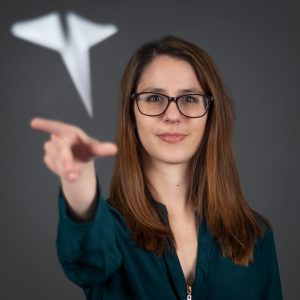 Melanie Abel Junior Project Manager live+virtual communication