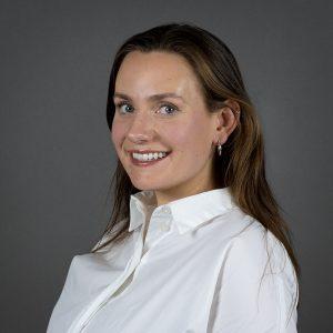 Pia Geffken Junior Consultant change+internal communication