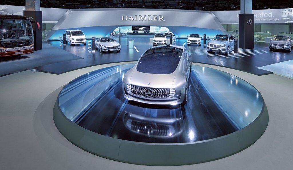 Daimler Hauptversammlung 2015
