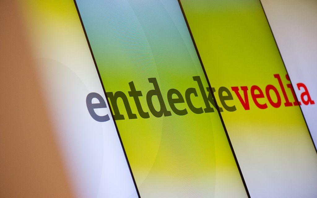 Ein Neues 3d Corporate Design Fuer Den Konzern Veolia Messestand Eworld